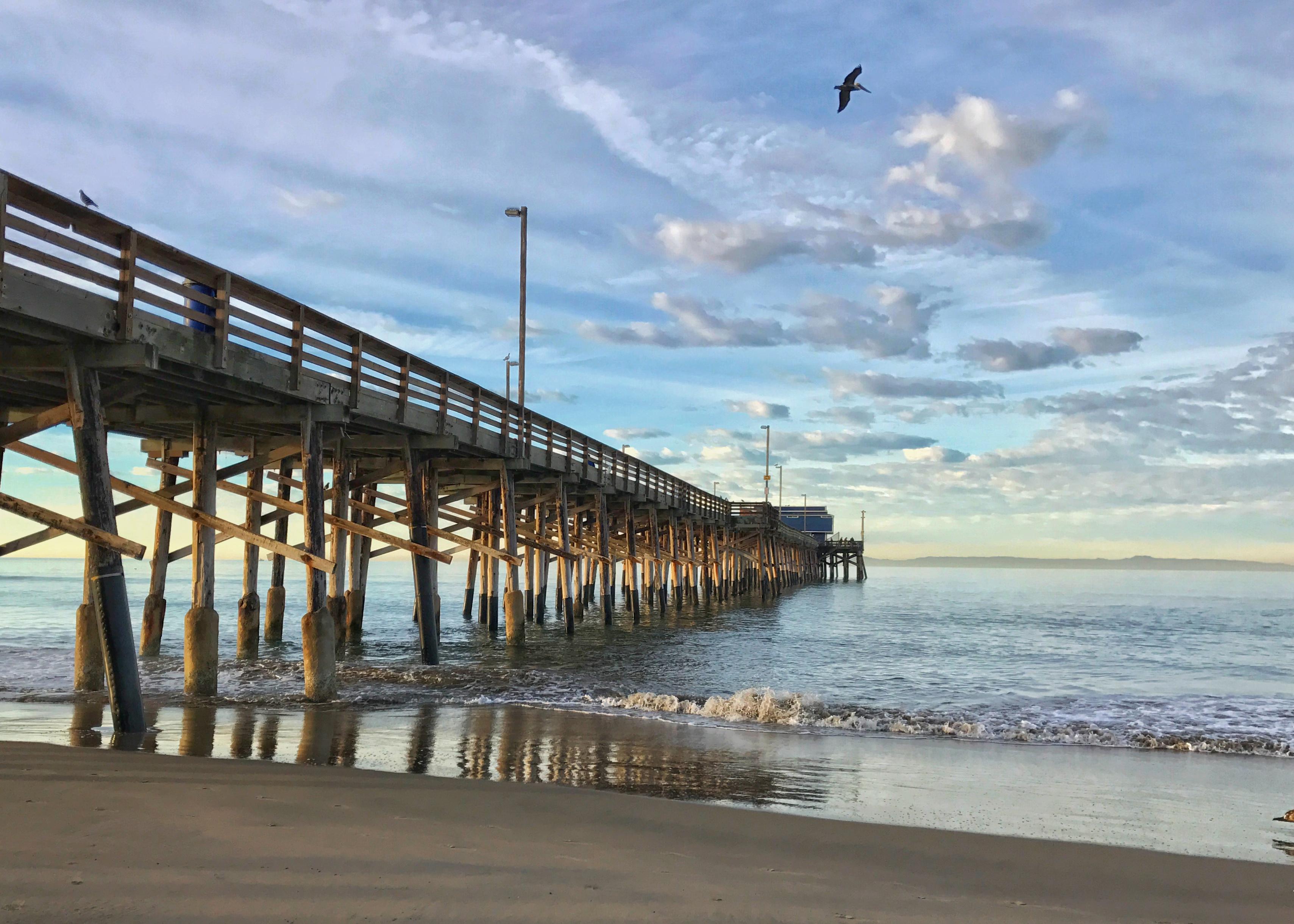 Newport Beach Address Pier